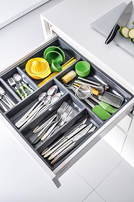 5 praktycznych sposobów na przechowywanie w kuchni
